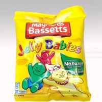 BASSETTS JELLY BABIES 12x190g BAGS